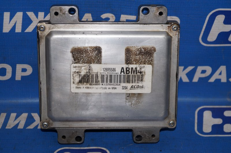 Блок управления двигателем Opel Astra J СЕДАН 1.4T (A14NET) 19DV2533 2013 (б/у)