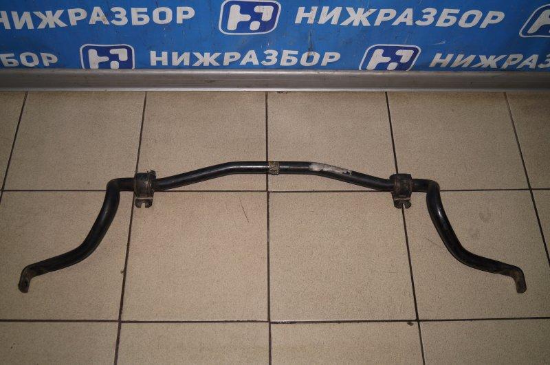 Стабилизатор Opel Astra J СЕДАН 1.4T (A14NET) 19DV2533 2013 передний (б/у)