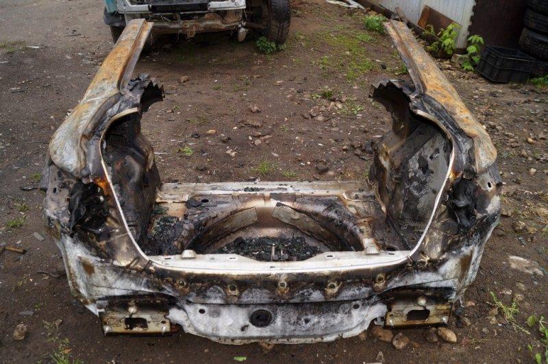 Панель кузова Opel Astra J СЕДАН 1.4T (A14NET) 19DV2533 2013 задний (б/у)