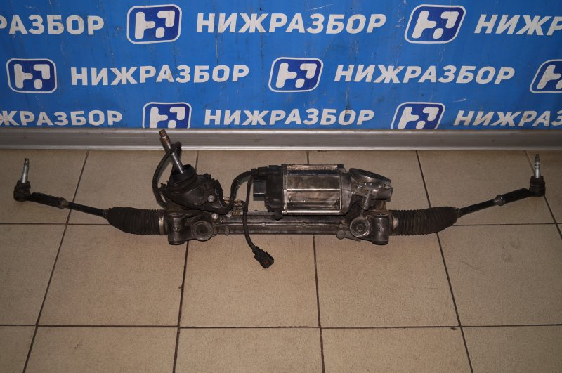 Рейка рулевая Opel Astra J СЕДАН 1.4T (A14NET) 19DV2533 2013 (б/у)