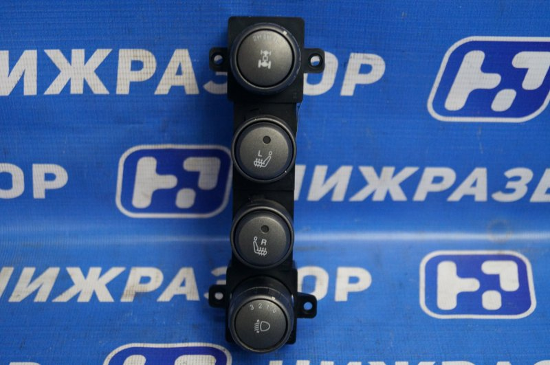 Блок кнопок Ssang Yong Kyron 2005-2015 2.3 (161951) №10029480 2013 (б/у)