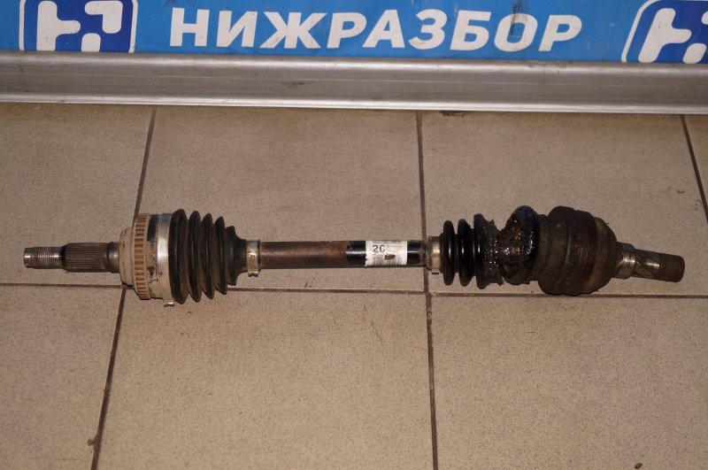Привод Chevrolet Lacetti передний левый (б/у)