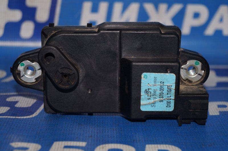 Моторчик заслонки печки Ssang Yong Kyron 2005-2015 2.3 (161951) №10029480 (б/у)