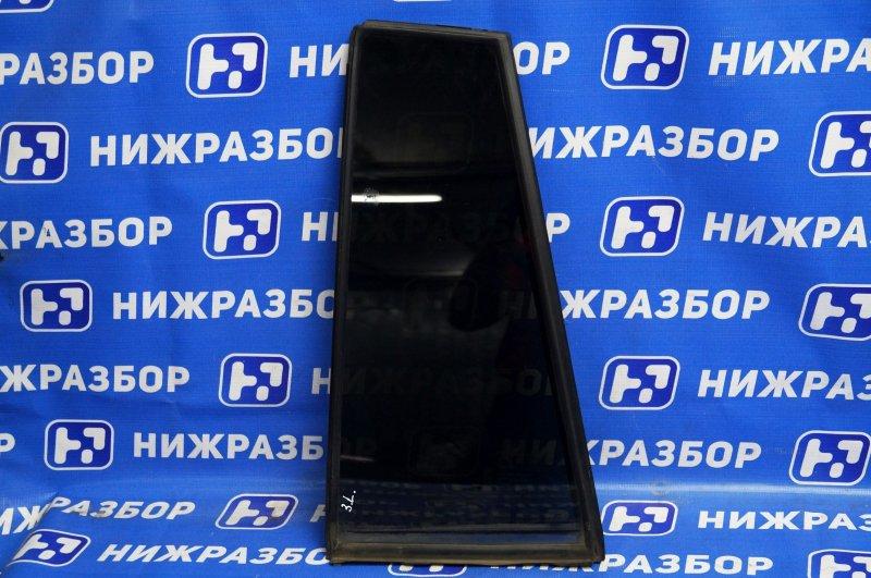 Форточка двери Ssang Yong Kyron 2005-2015 2.3 (161951) №10029480 2013 задняя левая (б/у)