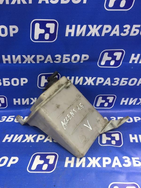Бачок расширительный Hyundai Accent 2 (б/у)