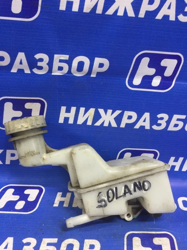 Бачок главного тормозного цилиндра Lifan Solano 620 2010 (б/у)
