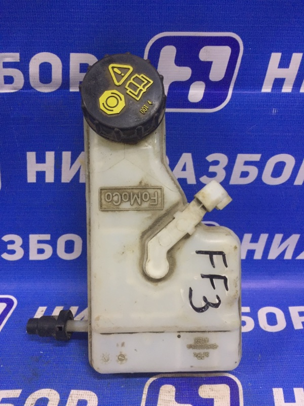 Бачок главного тормозного цилиндра Ford Focus 3 (б/у)