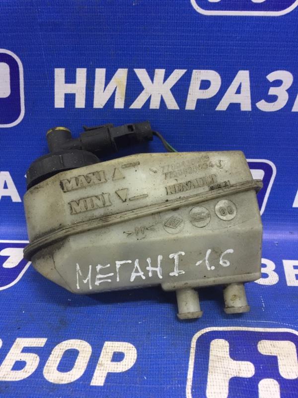 Бачок главного тормозного цилиндра Renault Megane 1 (б/у)
