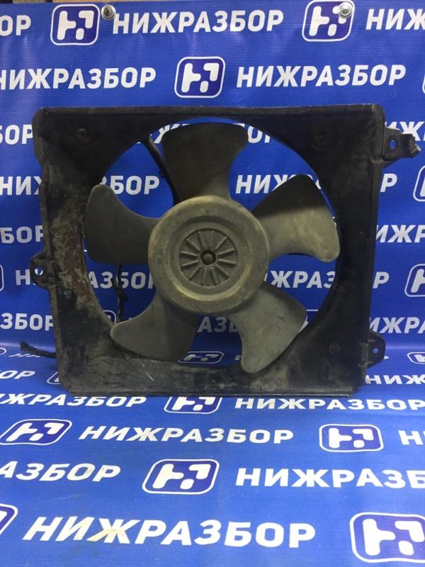 Вентилятор радиатора кондиционера Toyota Corona Premio (б/у)