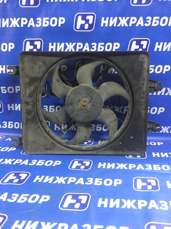 Вентилятор радиатора Hyundai Sonata 3 1993 (б/у)