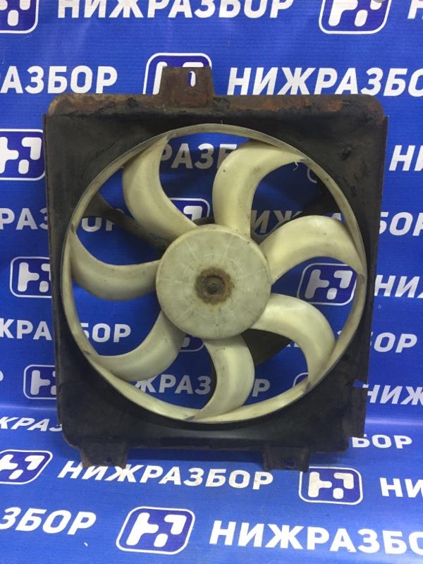 Вентилятор радиатора кондиционера Geely Mk 2008 (б/у)