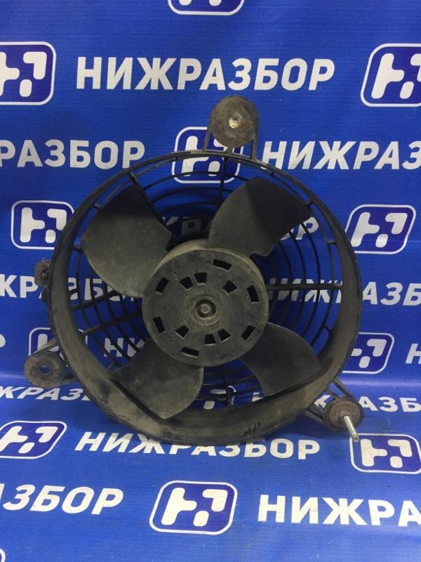 Вентилятор радиатора Daewoo Nexia 1995 (б/у)