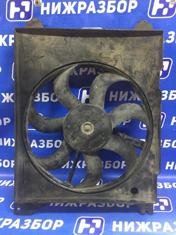 Вентилятор радиатора Kia Magentis 1 2000 (б/у)