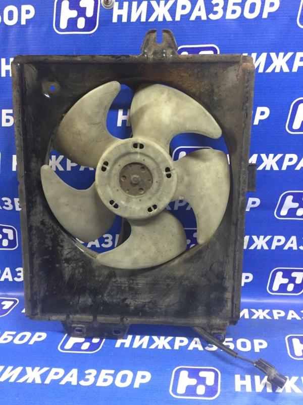 Вентилятор радиатора Mitsubishi Lancer 5 (б/у)