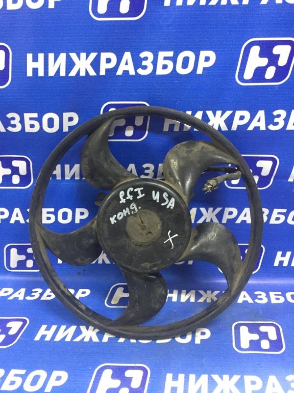 Вентилятор радиатора кондиционера Ford Focus 1 (б/у)