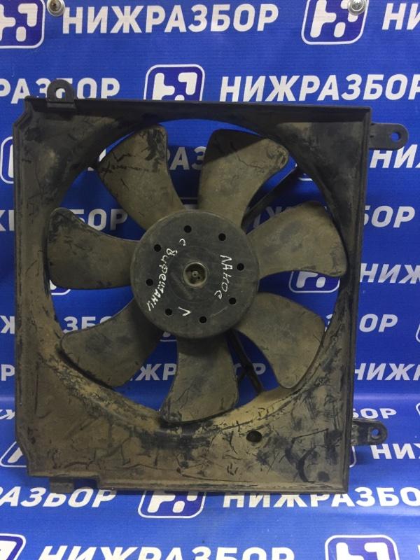 Вентилятор радиатора Chevrolet Lanos (б/у)