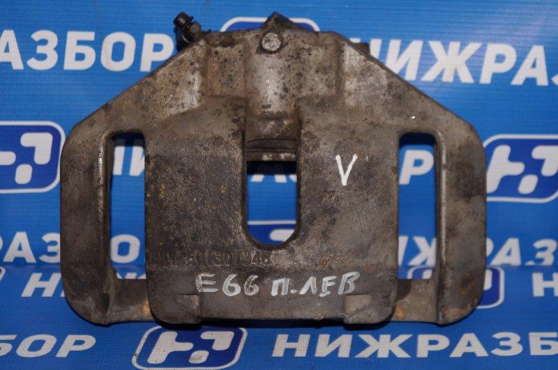 Суппорт Bmw 7-Серия E65/E66 4.8 N62B48 передний левый (б/у)