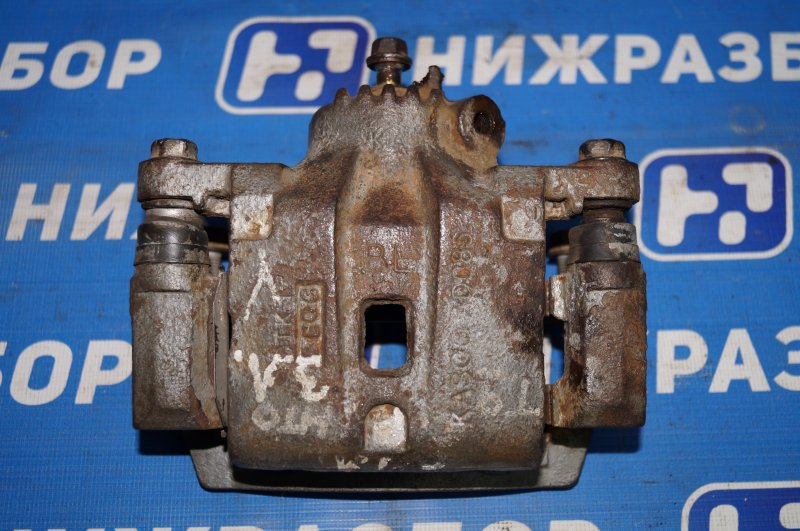 Суппорт Kia Sorento 1 задний левый (б/у)