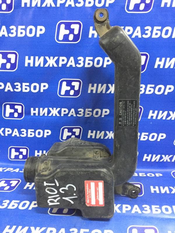Резонатор воздушного фильтра Kia Rio 1 (б/у)