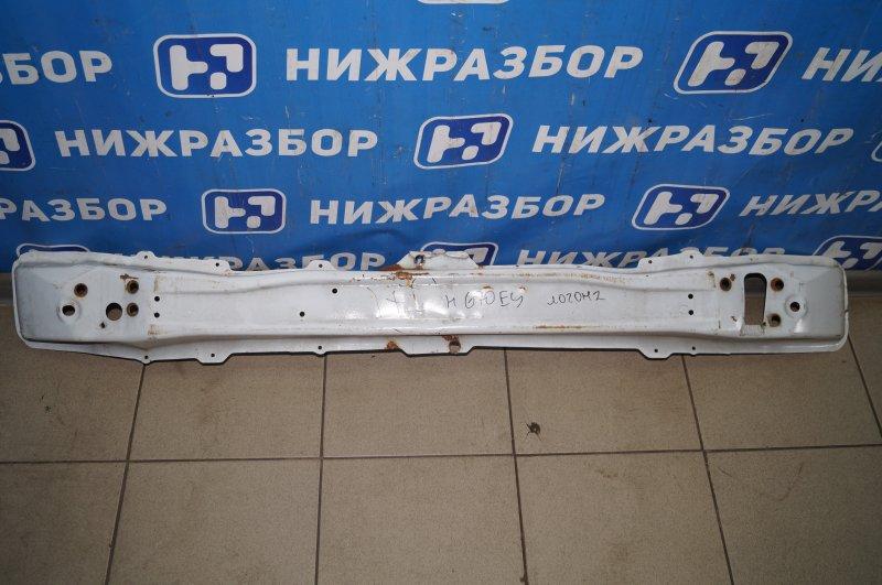 Усилитель бампера Renault Logan 2 передний (б/у)