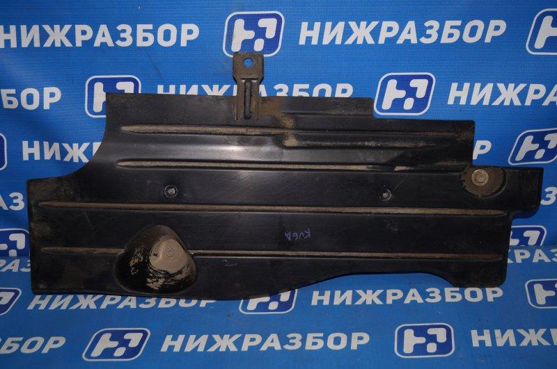 Защита антигравийная Ford Kuga 2 2012> правая (б/у)