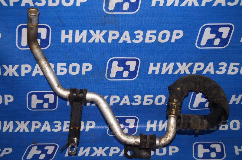 Трубка охлажд. жидкости металлическая Ssang Yong Kyron 2005-2015 2.3 (161951) №10029480 2013 (б/у)
