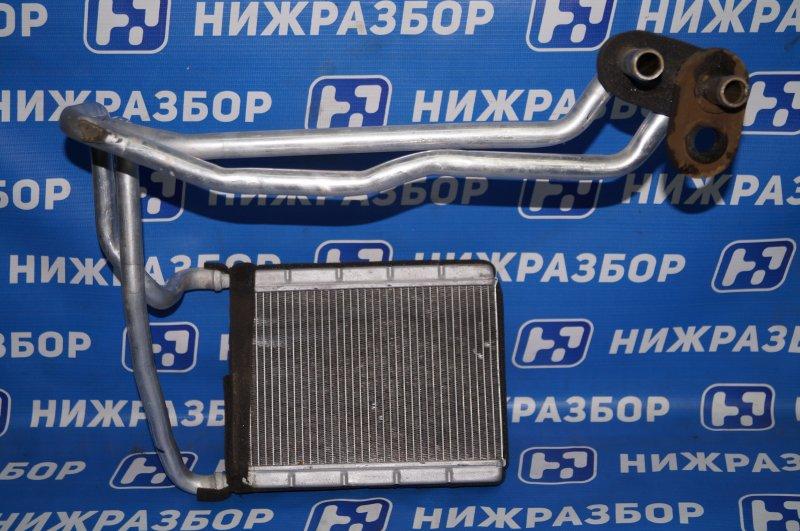 Радиатор отопителя Lifan X60 1.8 (LFB479Q) 140107303 2014 (б/у)