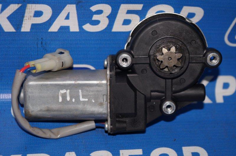Моторчик стеклоподъемника Lifan X60 1.8 (LFB479Q) 140107303 2014 передний левый (б/у)