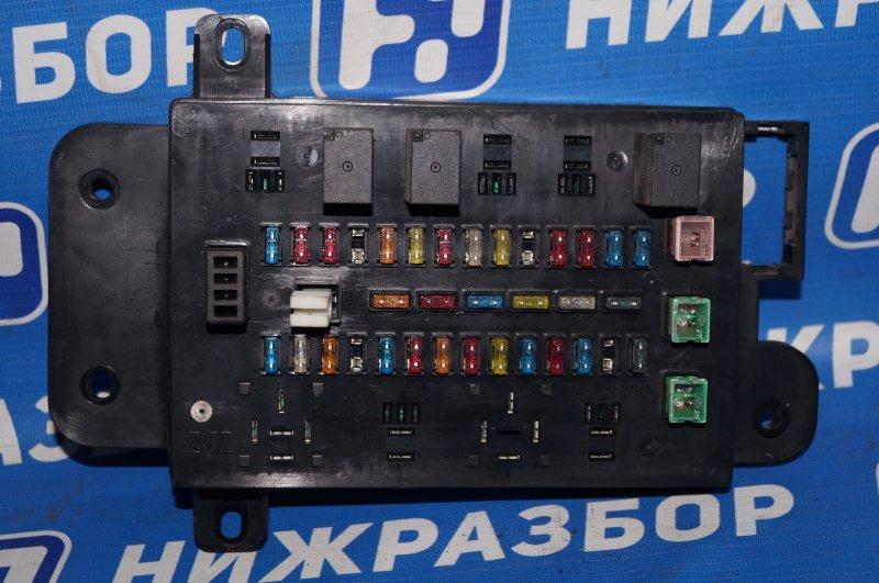 Блок предохранителей Lifan X60 1.8 (LFB479Q) 140107303 2014 (б/у)