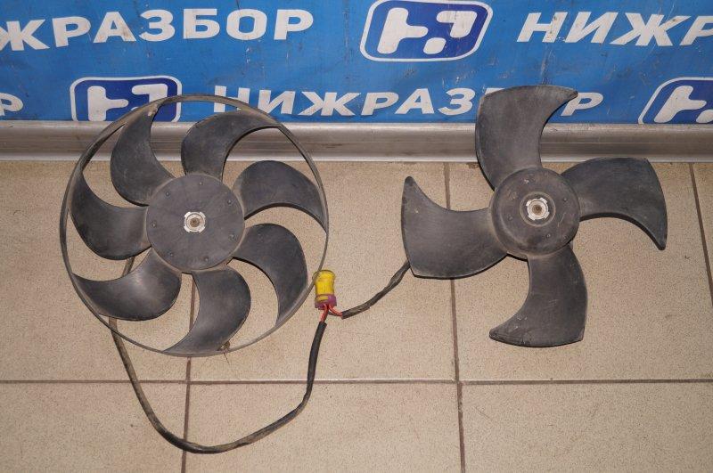 Вентилятор радиатора Lifan X60 1.8 (LFB479Q) 140107303 2014 (б/у)