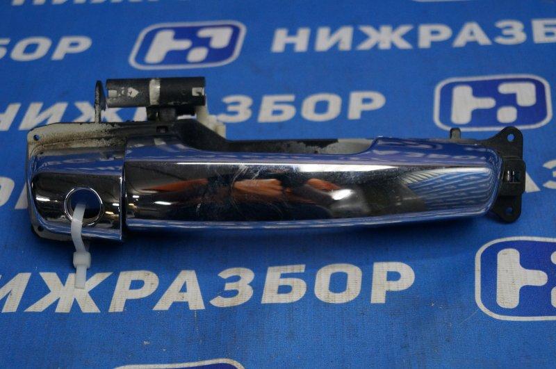 Ручка двери наружная Lifan X60 1.8 (LFB479Q) 140107303 2014 передняя правая (б/у)