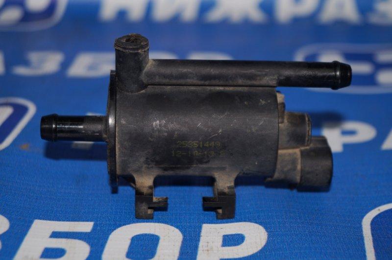 Клапан электромагнитный Lifan X60 1.8 (LFB479Q) 140107303 2014 (б/у)