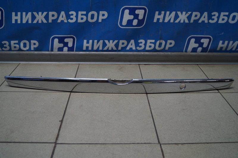 Накладка двери багажника Lifan X60 1.8 (LFB479Q) 140107303 2014 (б/у)