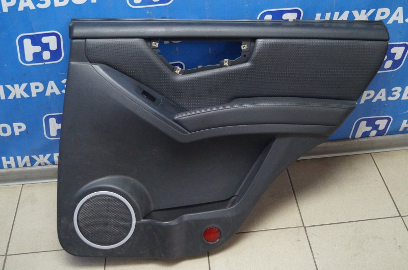 Обшивка двери Lifan X60 1.8 (LFB479Q) 140107303 2014 задняя правая (б/у)