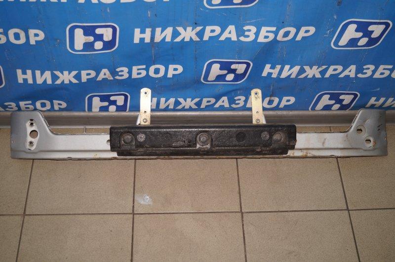 Усилитель бампера Lifan X60 1.8 (LFB479Q) 140107303 2014 передний (б/у)