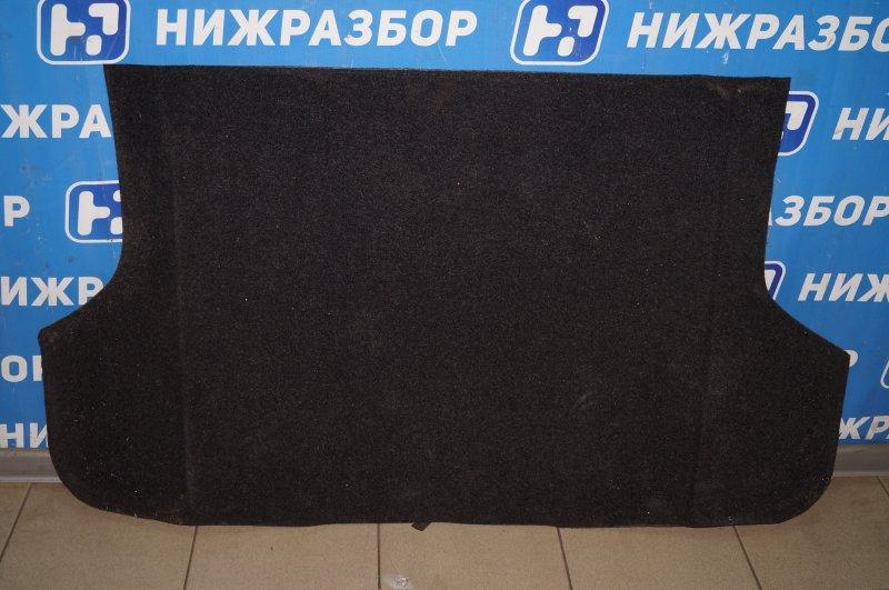 Пол багажника Lifan X60 1.8 (LFB479Q) 140107303 2014 (б/у)