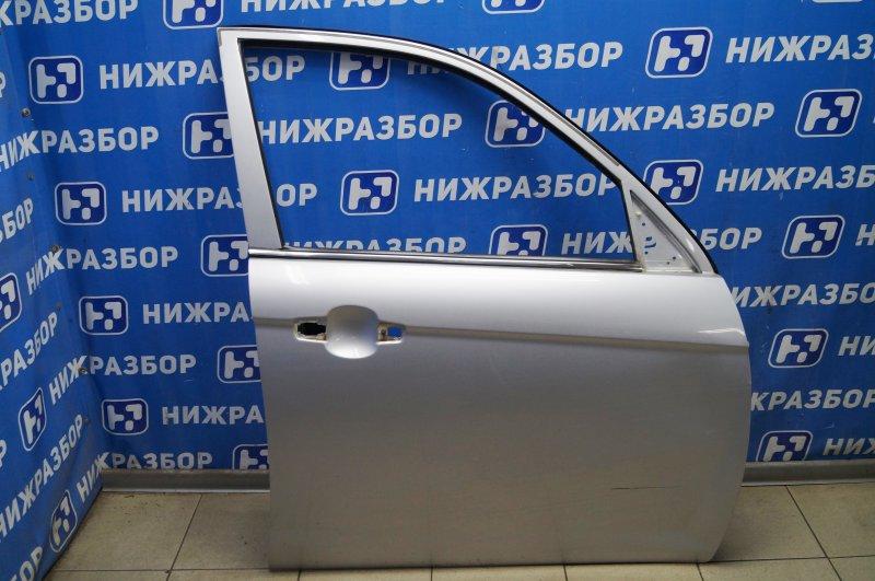 Дверь Lifan X60 1.8 (LFB479Q) 140107303 2014 передняя правая (б/у)
