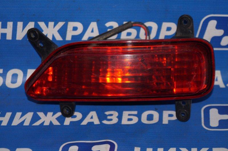 Фонарь противотуманный Lifan X60 1.8 (LFB479Q) 140107303 2014 задний левый (б/у)