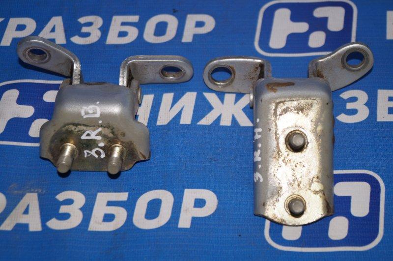 Петля двери Lifan X60 1.8 (LFB479Q) 140107303 2014 задняя правая (б/у)