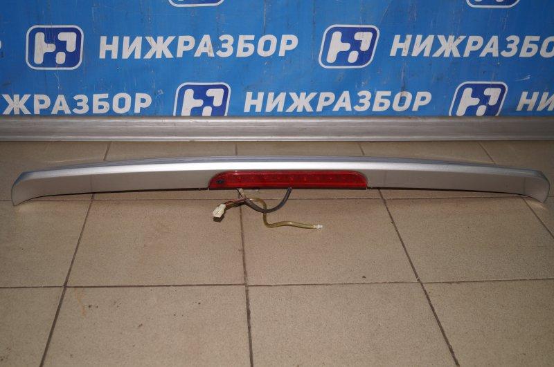 Спойлер багажника Lifan X60 1.8 (LFB479Q) 140107303 2014 (б/у)
