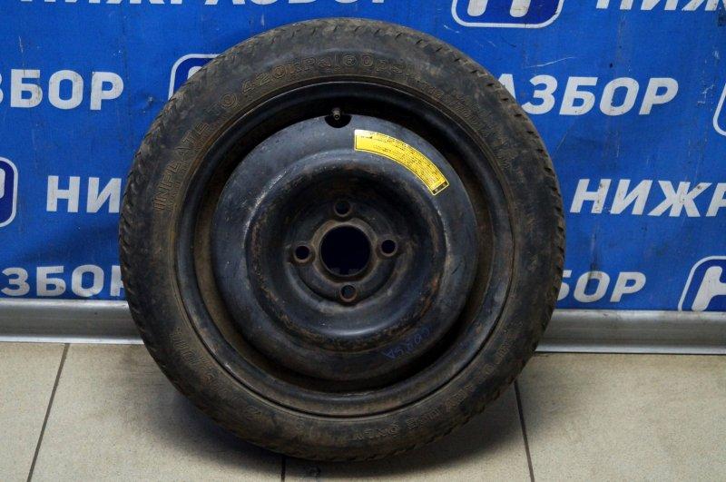 Диск запасного колеса (докатка) Opel Corsa D (б/у)