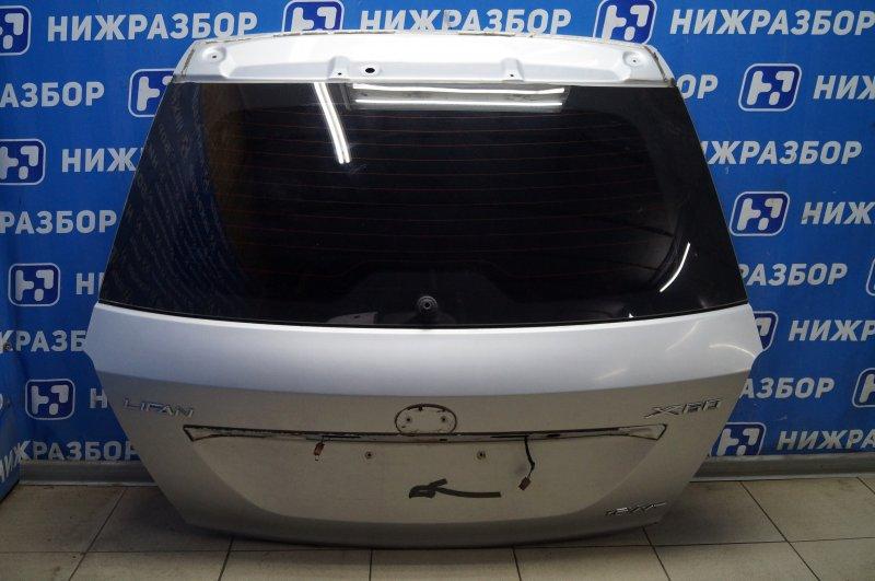Дверь багажника Lifan X60 1.8 (LFB479Q) 140107303 2014 (б/у)