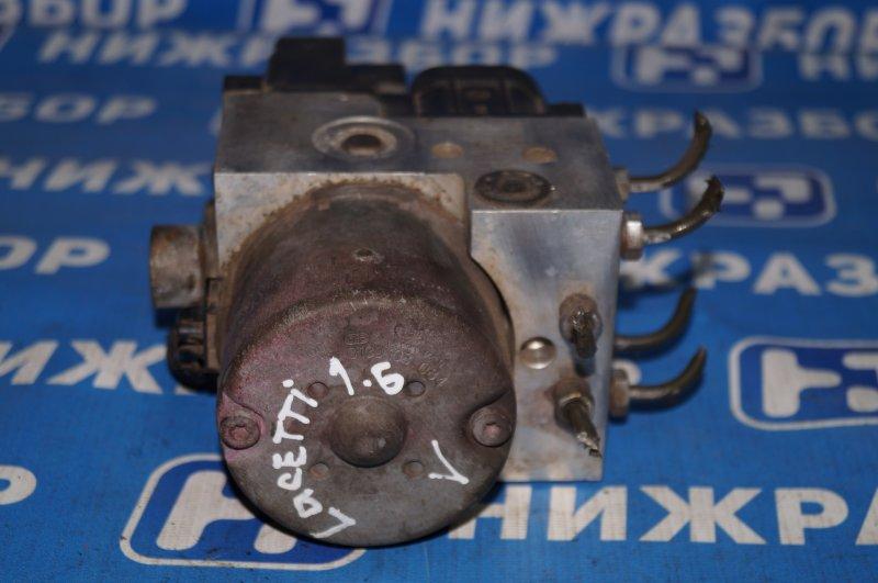 Блок abs (насос) Chevrolet Lacetti 1.6 (б/у)