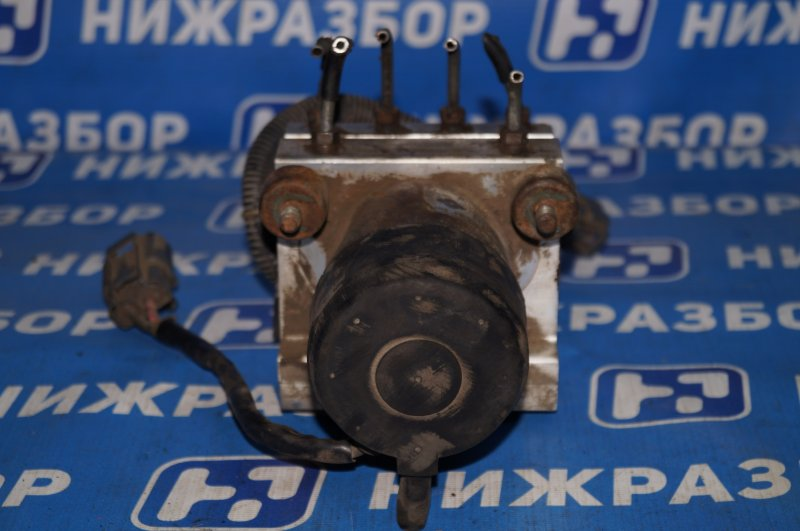 Блок abs (насос) Mazda 323 BG (б/у)