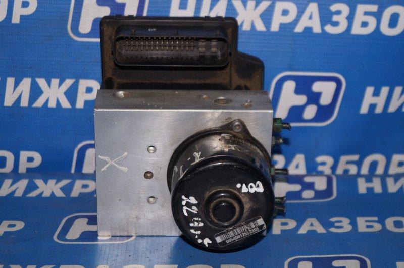 Блок abs (насос) Audi Tt 8N 1.8 APX 1998 (б/у)