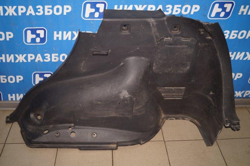 Обшивка багажника Lifan X60 1.8 (LFB479Q) 140107303 2014 задняя правая (б/у)