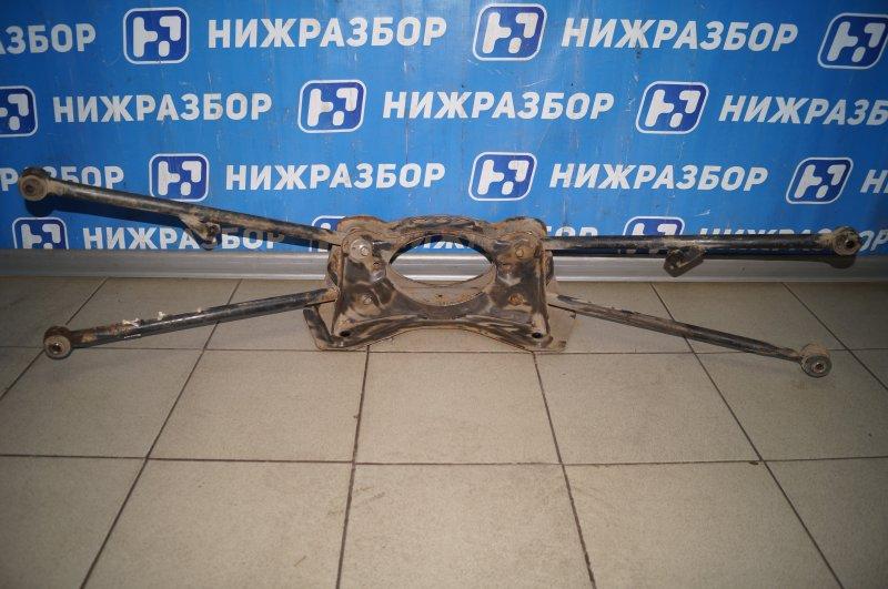Балка Lifan X60 1.8 (LFB479Q) 140107303 2014 задняя (б/у)