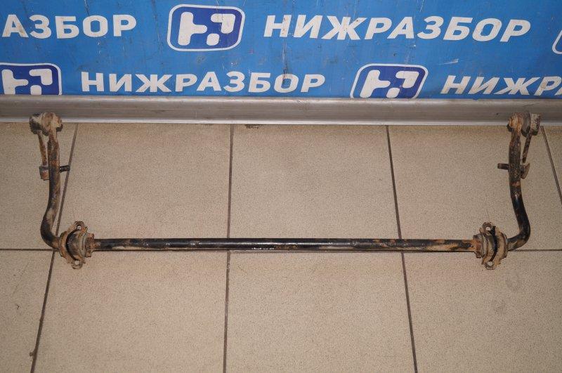 Стабилизатор Lifan X60 1.8 (LFB479Q) 140107303 2014 задний (б/у)