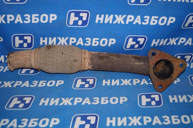 Гофра глушителя Lifan X60 1.8 (LFB479Q) 140107303 2014 (б/у)