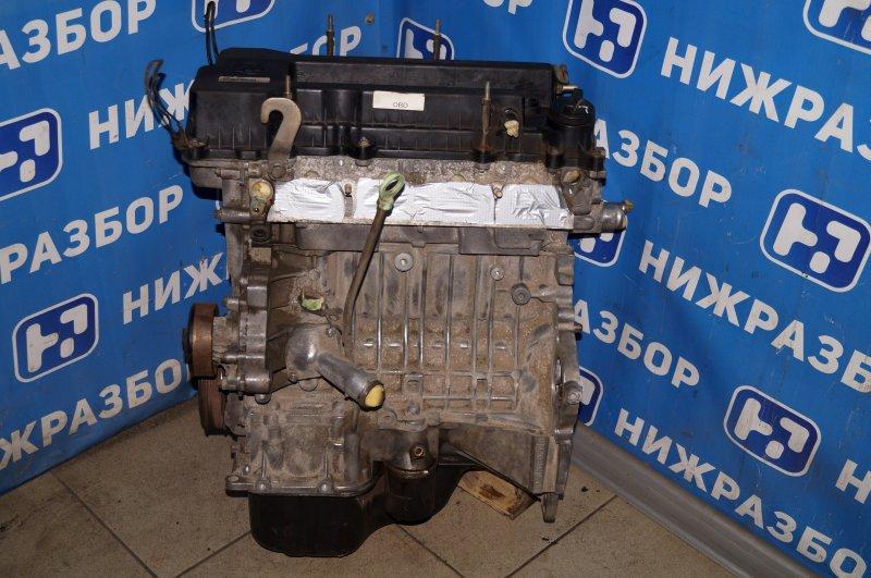 Двигатель (двс) Lifan X60 1.8 (LFB479Q) 140107303 2014 (б/у)